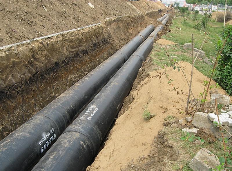 日贷项目-沈阳浑南新城供热管网改造项目