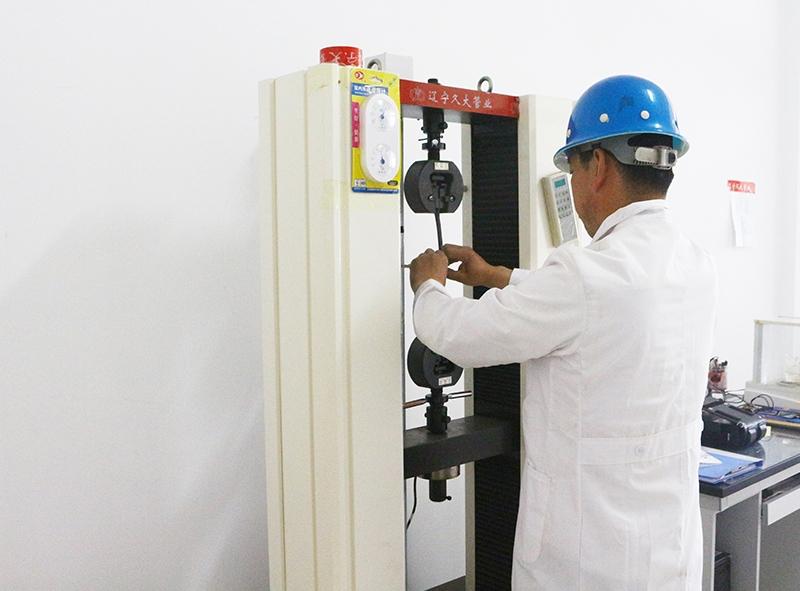 电子拉力试验机(保温管使用)